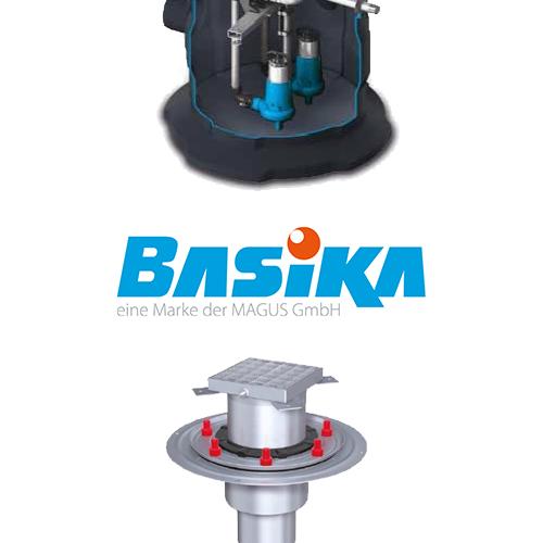 Basika interflow uk adds new basika products to their range - west midlands