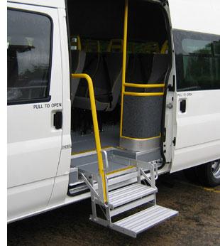 are ambulances automatic or manual