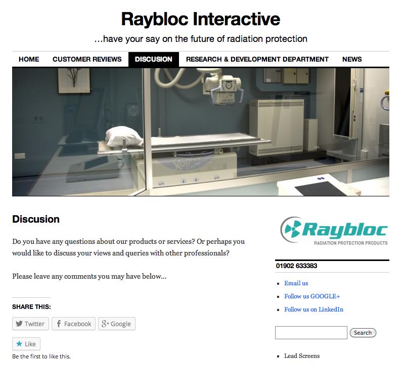 Raybloc Interactive