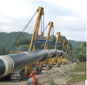 pipeline welding supplies