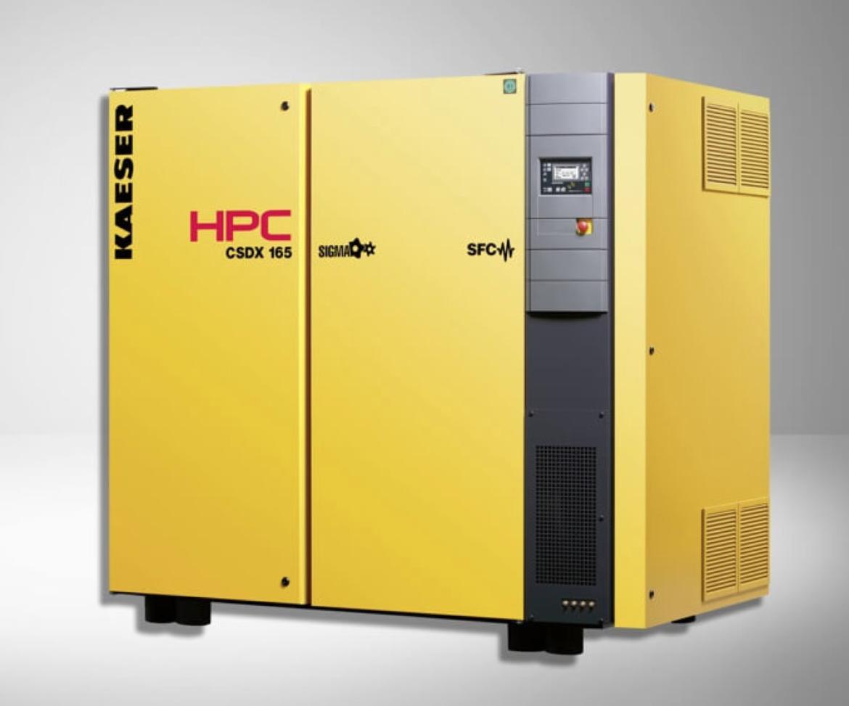 HPC compressors