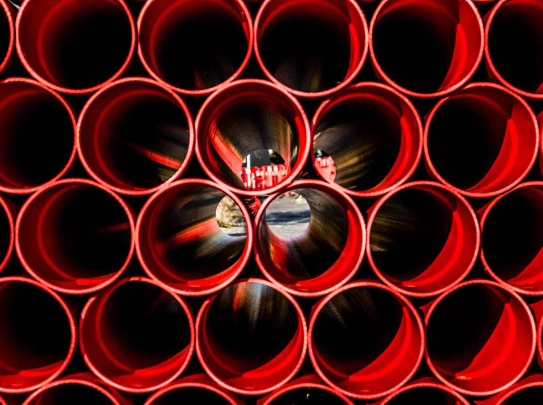 pipe purging equipment