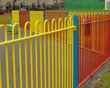 fencing finishes