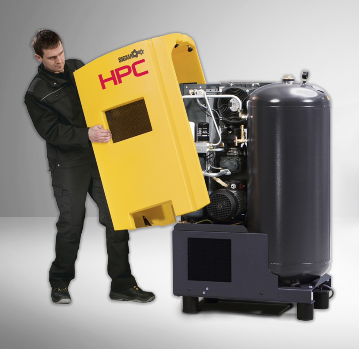 compressed air service