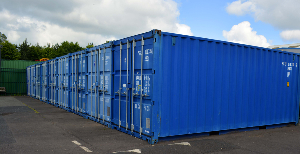 self storage shropshire