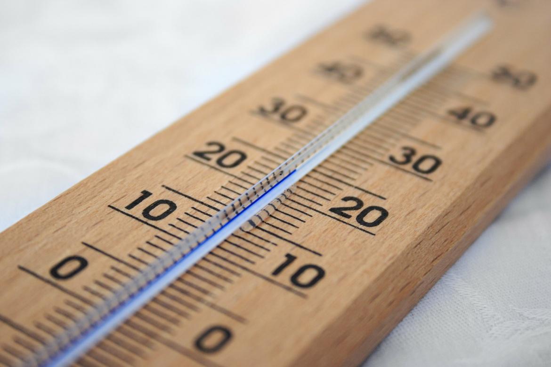 Temperature in Office
