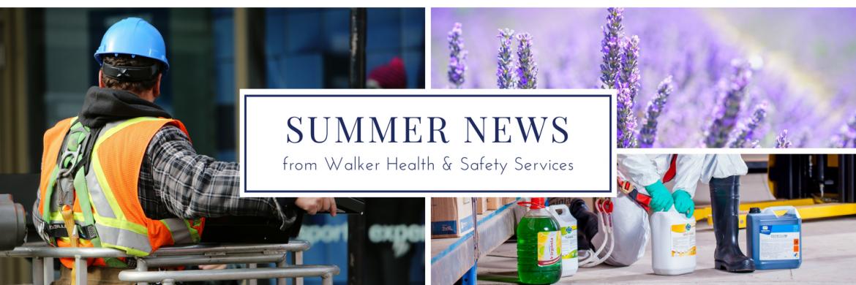 Walker summer newsletter