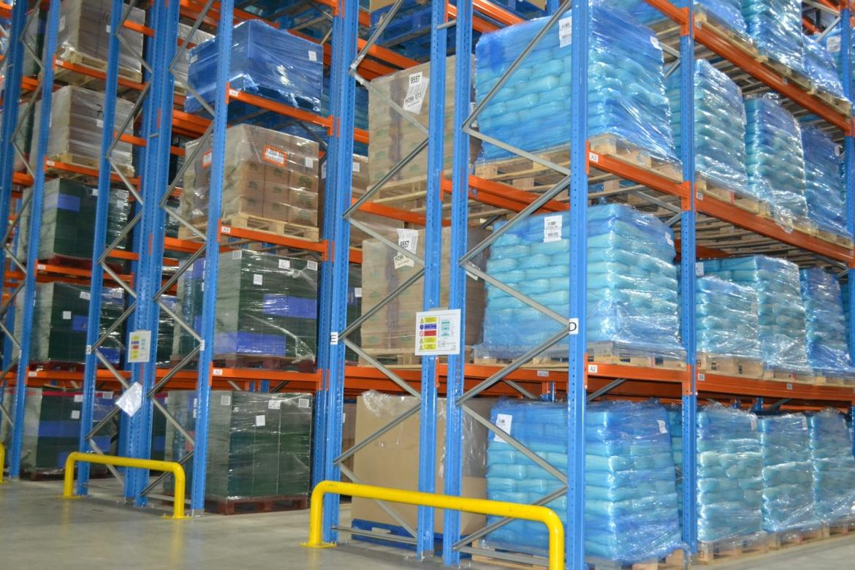 Ambient Storage and Chilled storage