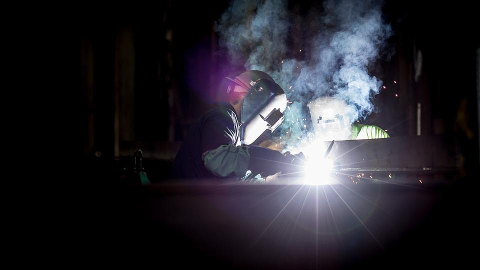 avoid weld spatter