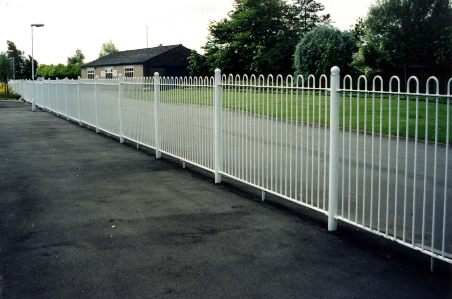 car park fencing