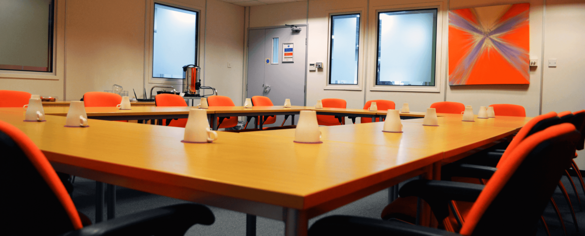 Renting a meeting room