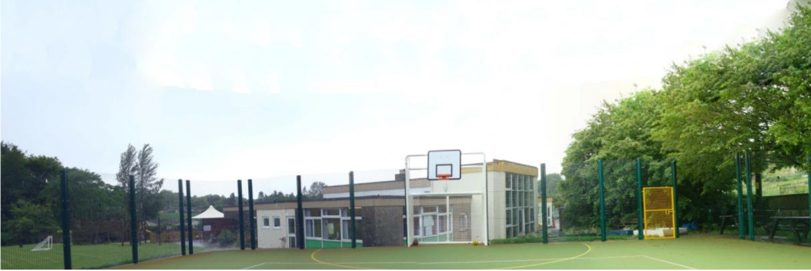 MUGA at Broadwindsor School